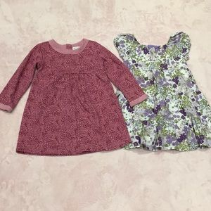 Lot of Gymboree dresses size 2 and size 3